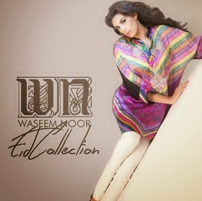 Waseem Eid Dress Collection