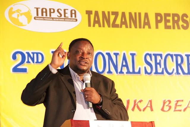 Katibu Mkuu wa Chama cha Chama cha Makatibu Muhtasi Tanzania (TAPSEA