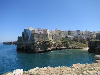 Polignano a Mare, La Puglia, Italy