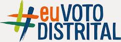 #EU VOTO DISTRITAL