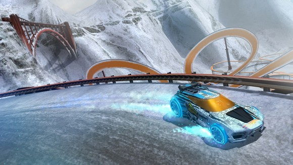 Hot Wheels Worlds Best Driver              Screenshot 5