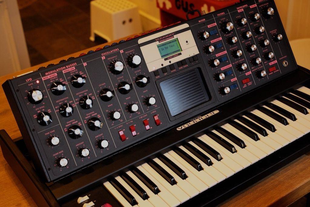 Moog Minimoog Voyager Select