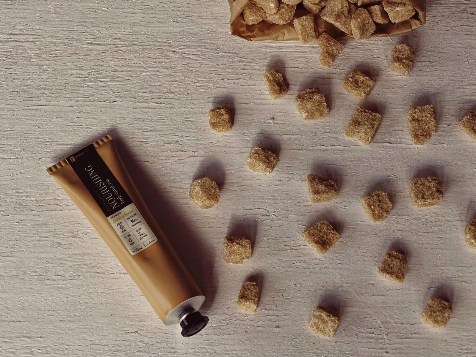 cukrowy balsam do ciała phenome