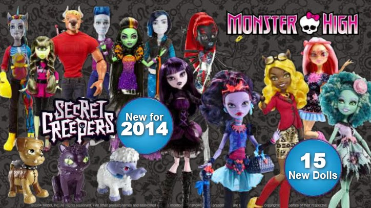 Novidades New York Toy Fair 2014.