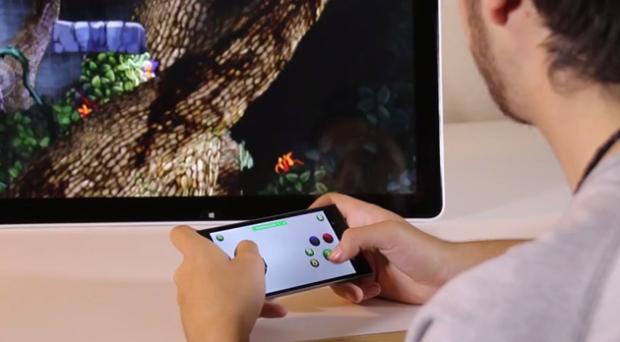 Transforma tu Android en un control de videojuegos Bluetooth para PC
