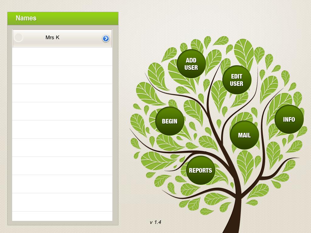 descriptive tree