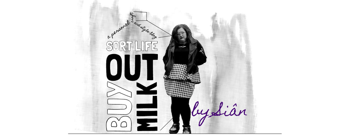 Sort Life Out; Buy Milk
