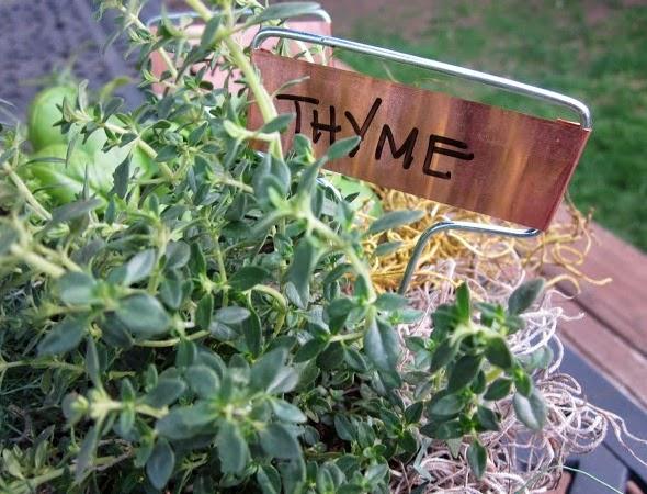 Mother's Day DIY herb garden www.homeroad.net