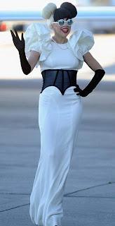 lady gaga dress