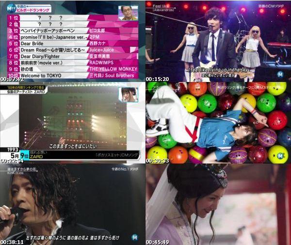 [TV-Variety] MUSIC STATION – 2016.11.04