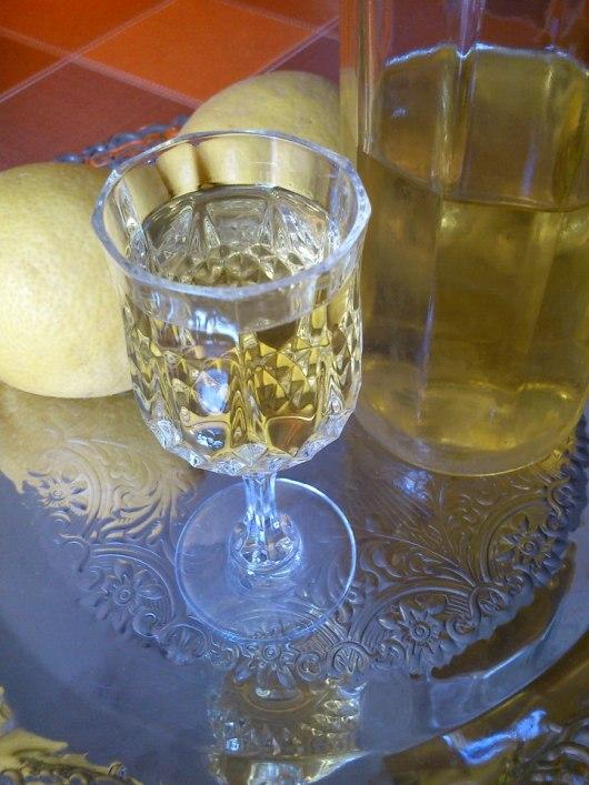 Λικέρ λεμόνι (Λιμοντσέλο)