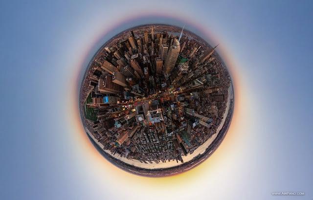 AirPano Planets, fotografías panorámicas 360º, Nueva York