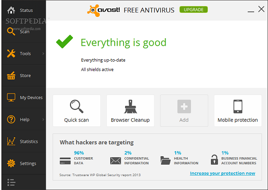 Avast%21FreeAntivirus9 01large تحميل برنامج افاست 2014 مجانا Download Avast Free