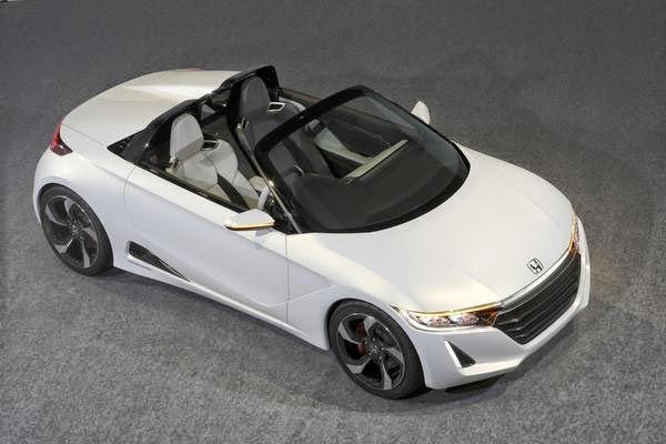 New 2016 Honda S660 Concept