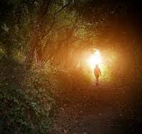 luz tunel muerte