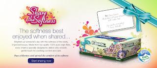 kl - FREE - Kleenex tissue FREE sample