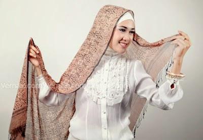 Tutorial Jilbab Untuk Kerja