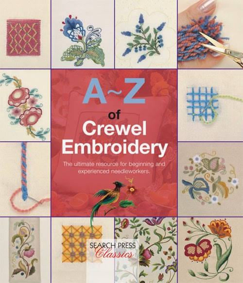 A–Z of Crewel Embroidery