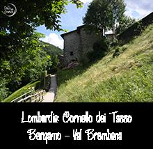 Lombardia: Cornello dei Tasso