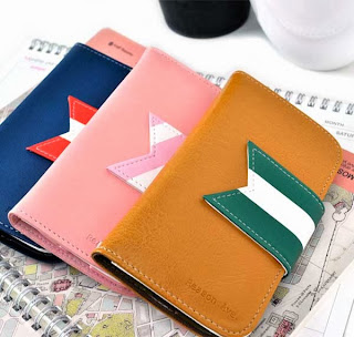 cellphone wallet cases at CoolPencilCase.com