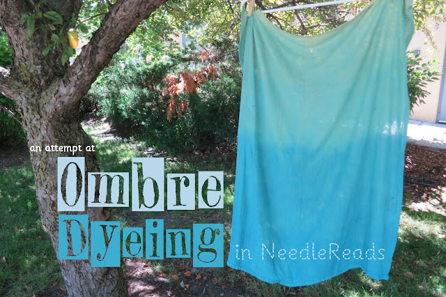 http://librarymakers.blogspot.com/2013/08/needlereads-ombre-dyeing.html