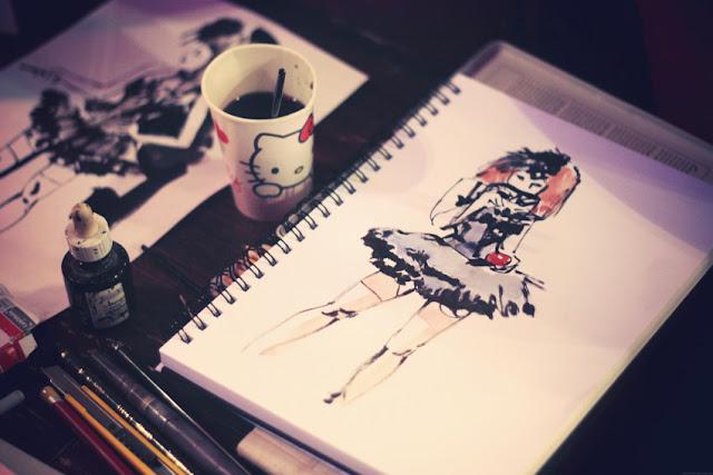 Dr Sketchy's Anti Art School - Cours de dessin Paris