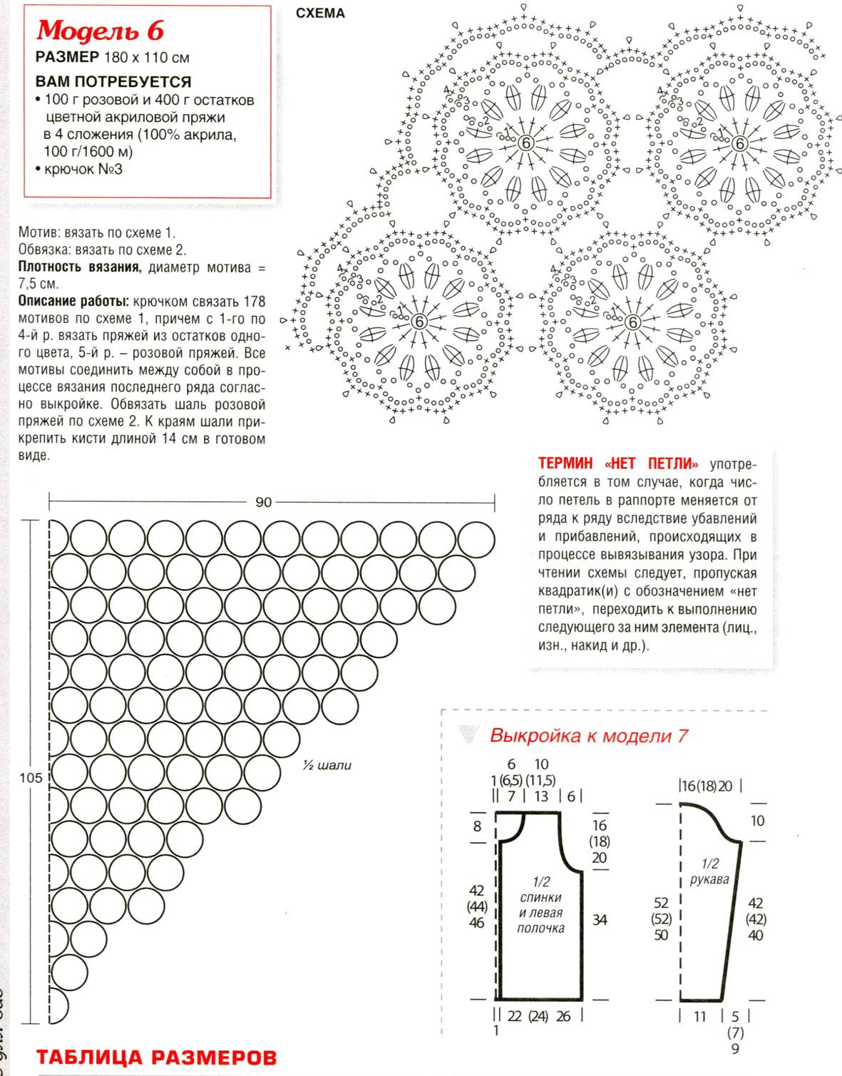 Кружевная шаль1 (547x700, 142Kb) .
