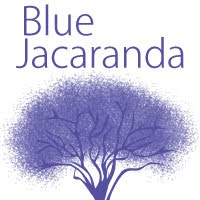 New! Blue Jacaranda website