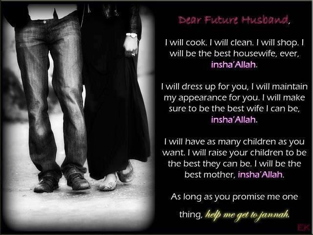 Wife Love Quotes : Muslim Wife Love Quotes. QuotesGram