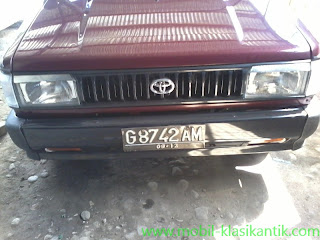 kijang grand modif