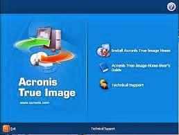 برنامج اكرونيس لعمل نسخ احتياطية للنظام download acronis true image home