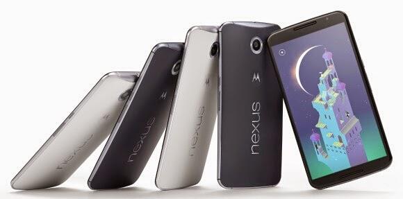سعر ومواصفات هاتف Motorola Nexus 6