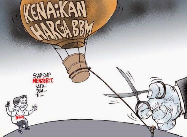 Dampak Kenaikan Harga BBM 2014