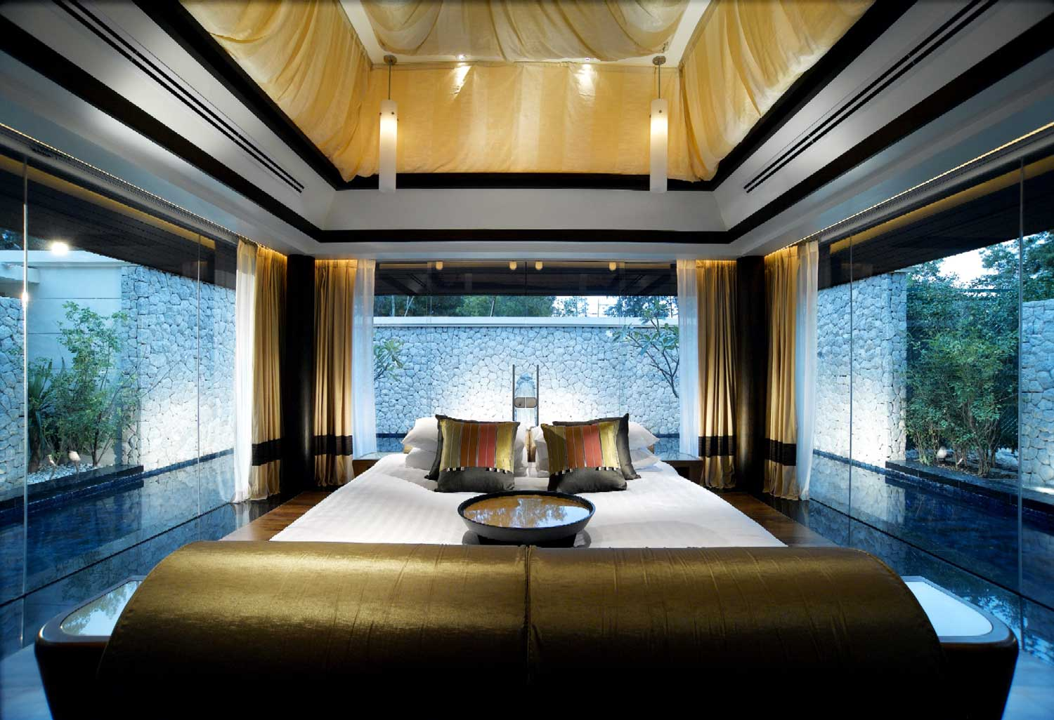 Amazing Luxury Villa Bedroom Design Home Interior Project