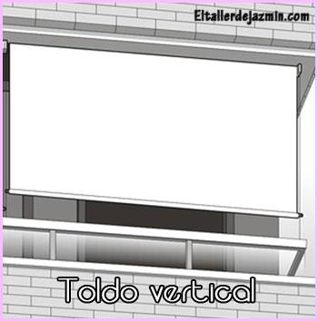 Todo sobre toldos for Brazos para toldos balcon