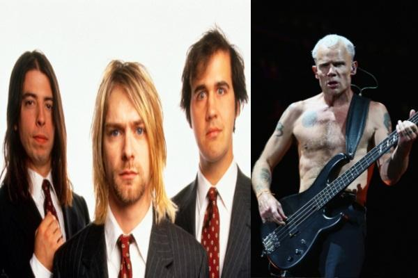 Nirvana featuring Flea