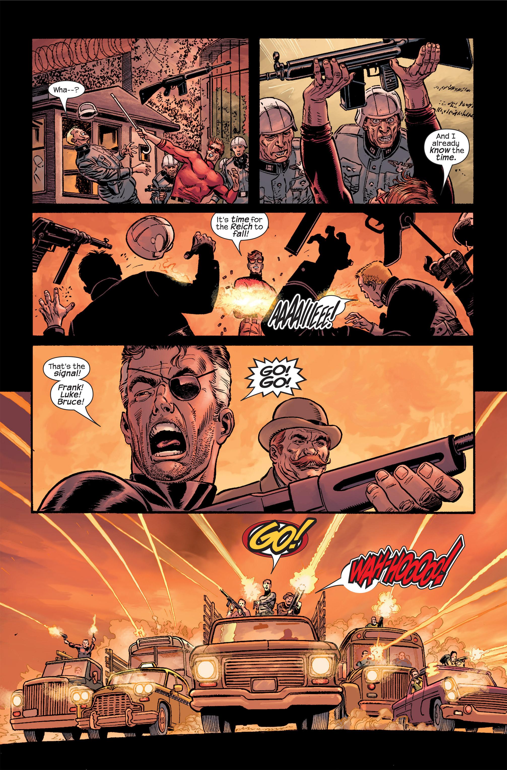 Captain America (2002) Issue #19 #20 - English 19