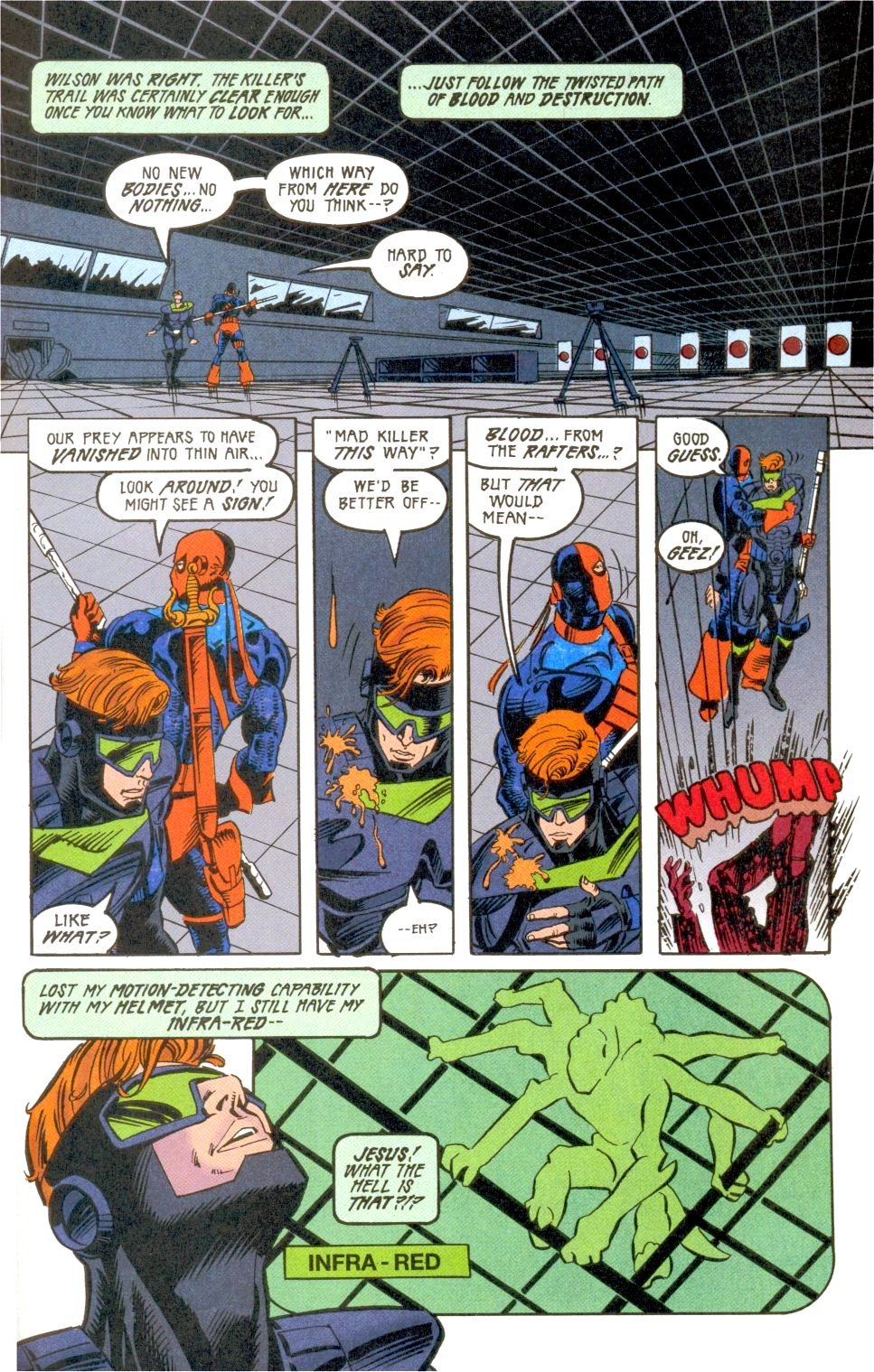 Deathstroke (1991) Annual 2 #2 - English 48