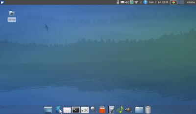 Xubuntu 12,04 LTS обзор