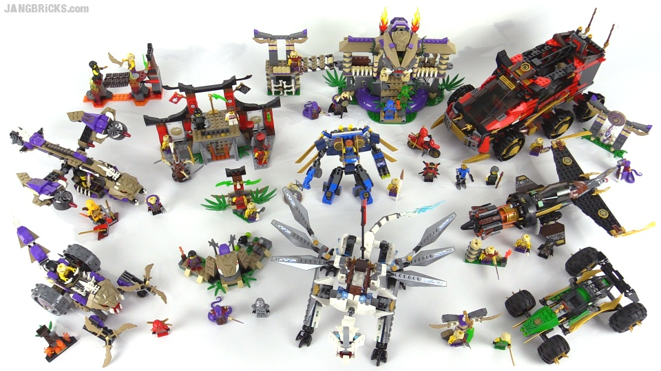 All Lego Toys : Jangbricks lego reviews mocs january