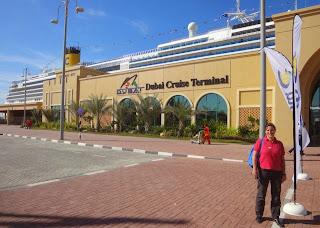 Kreuzfahrt-Terminal Dubai