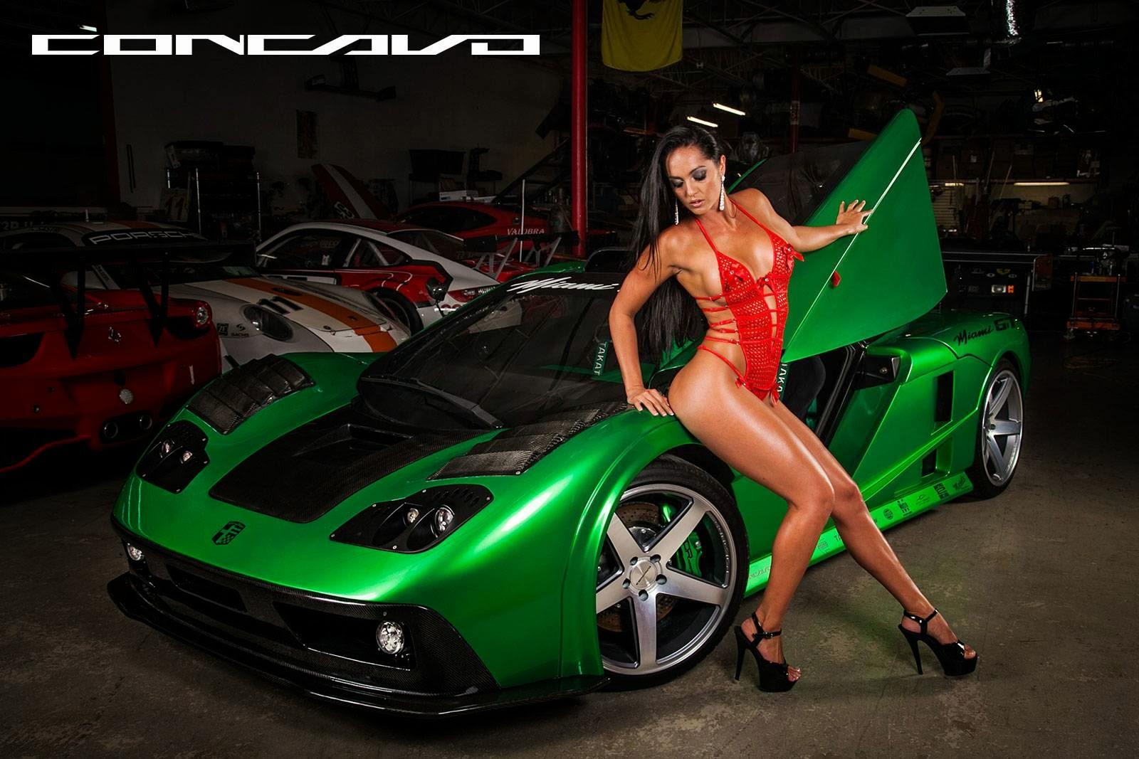 All Cars NZ: 2013 DDR Motorsport Miami GT