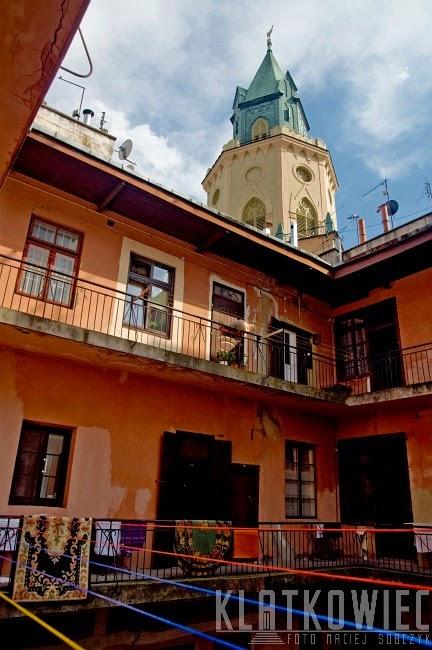 Lublin: w cieniu wieży Trynitarskiej