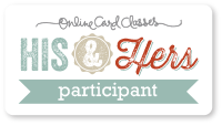 Online Card Classes - His and Hers