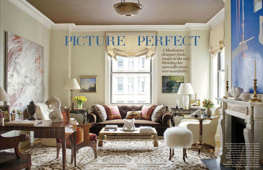 Splendid sass brian mccarthy design in manhattan for Brian mccarthy interior design