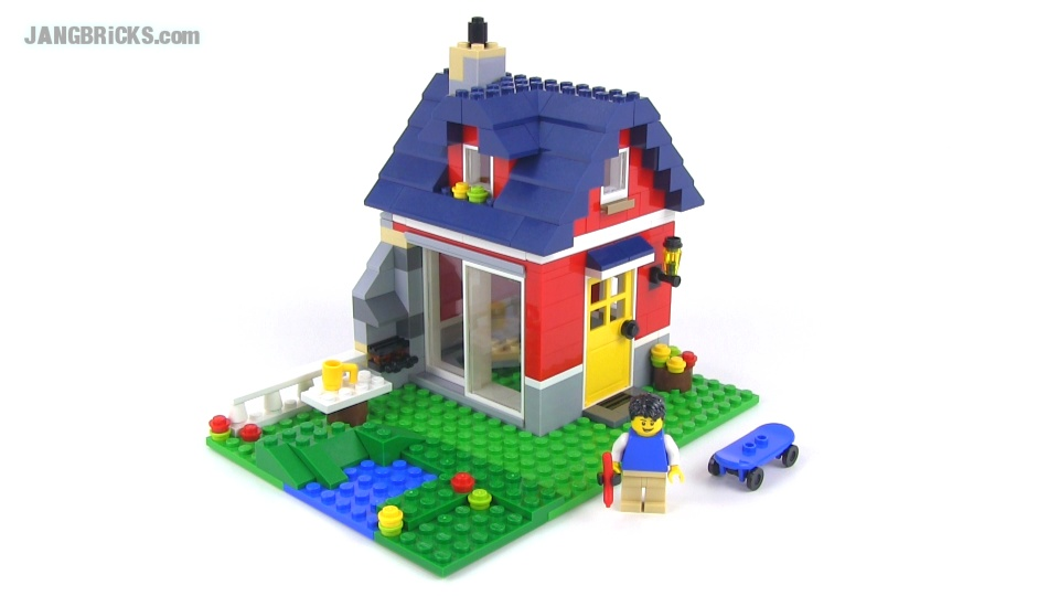 Lego Creator 31009 Small Cottage 3 In 1 House Review