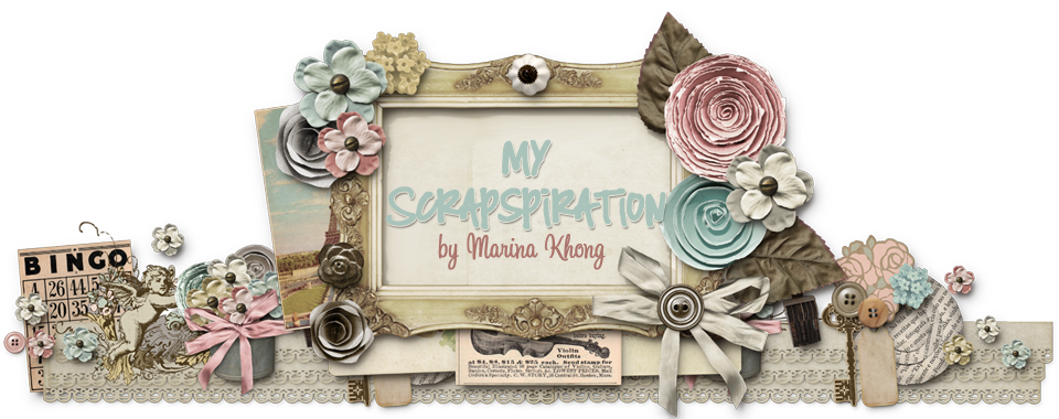 My Scrapspiration