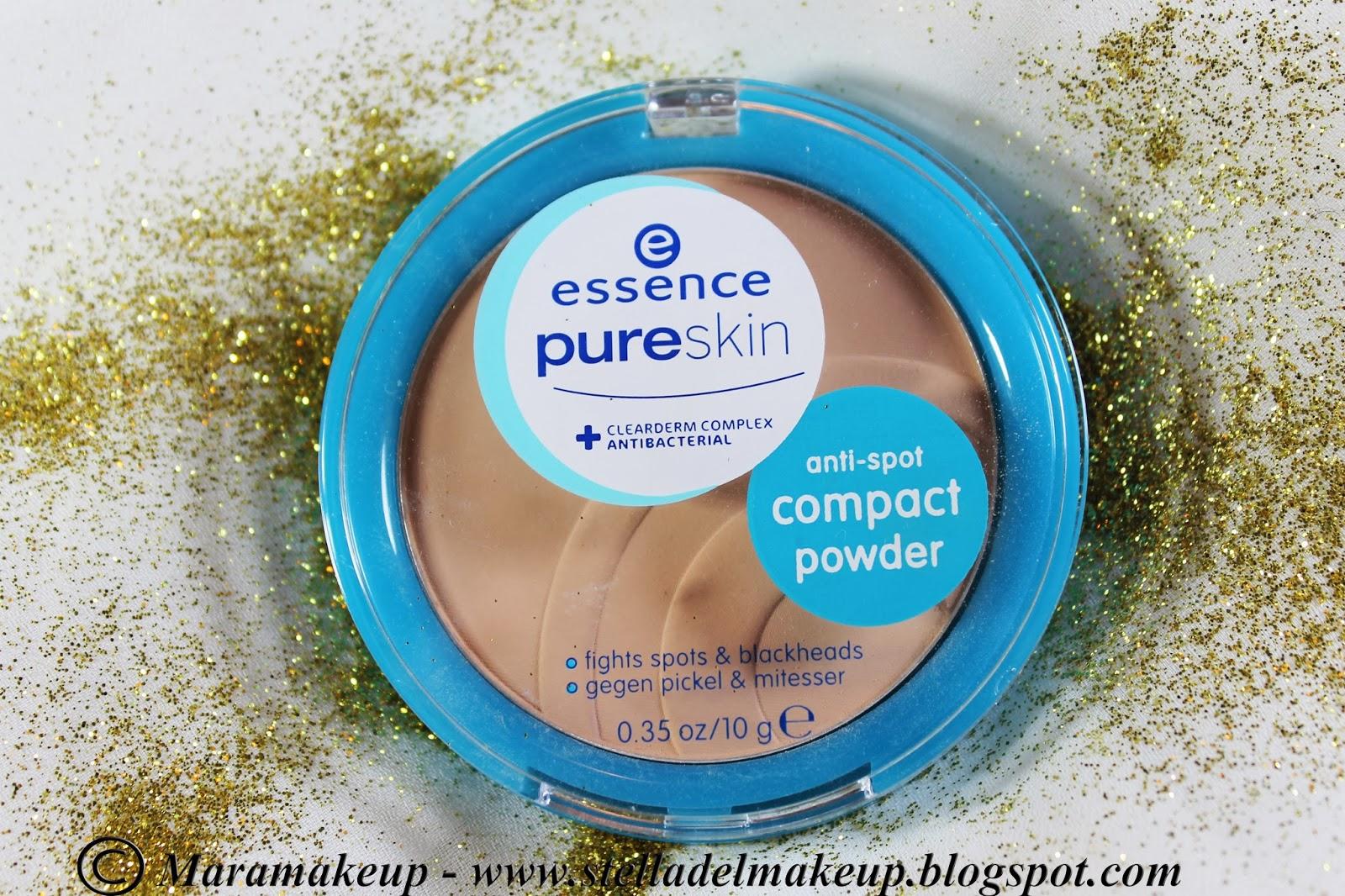 cipria essence pure skin