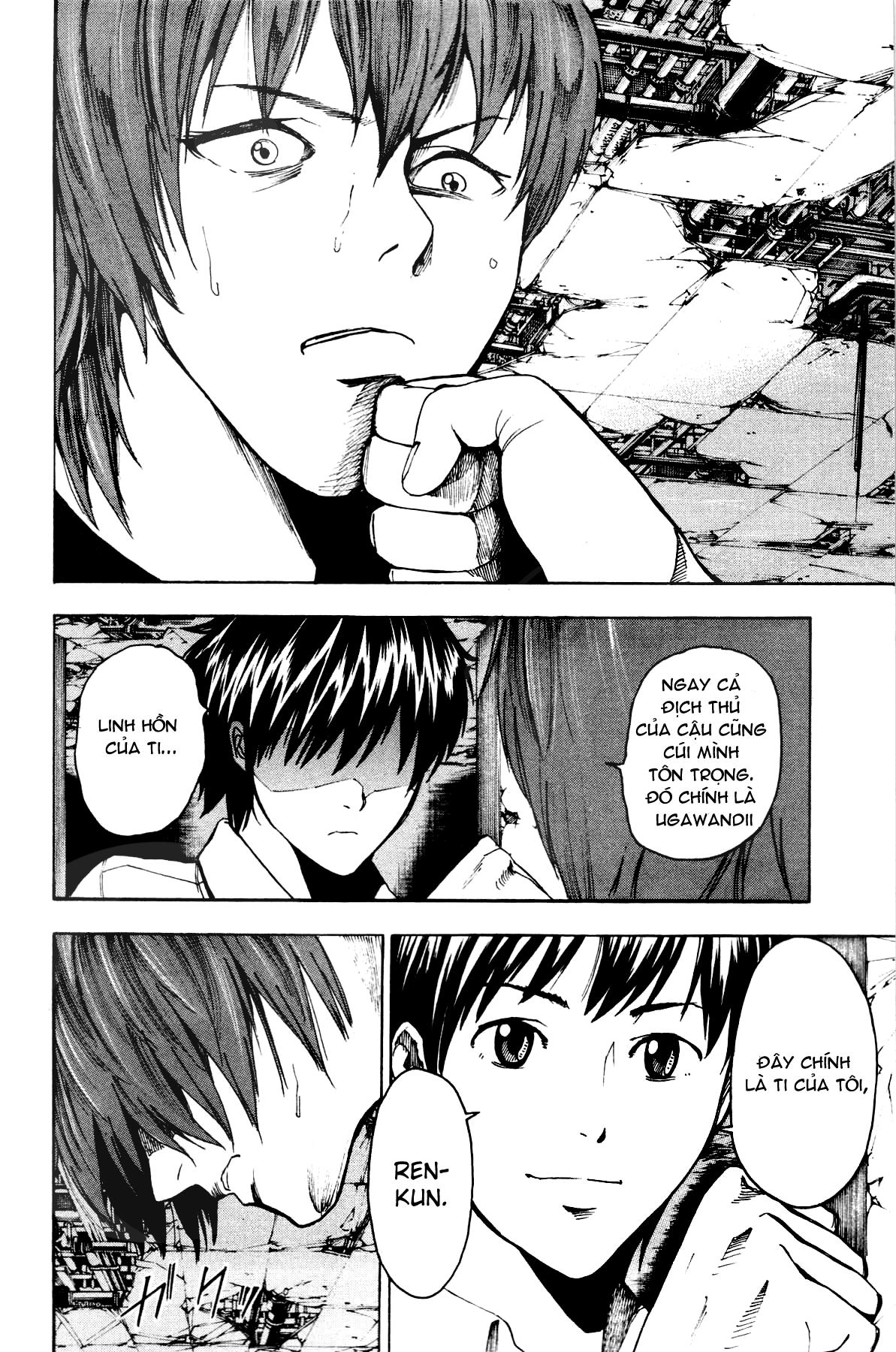 Tiji-kun! chap 21 - Trang 10