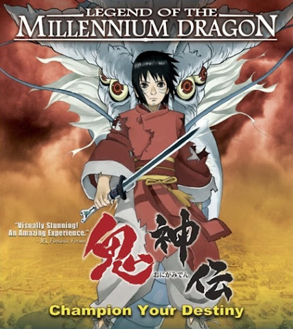 Legend of the Millennium Dragon 2011 DVDRip Español Latino Descargar 1 Link